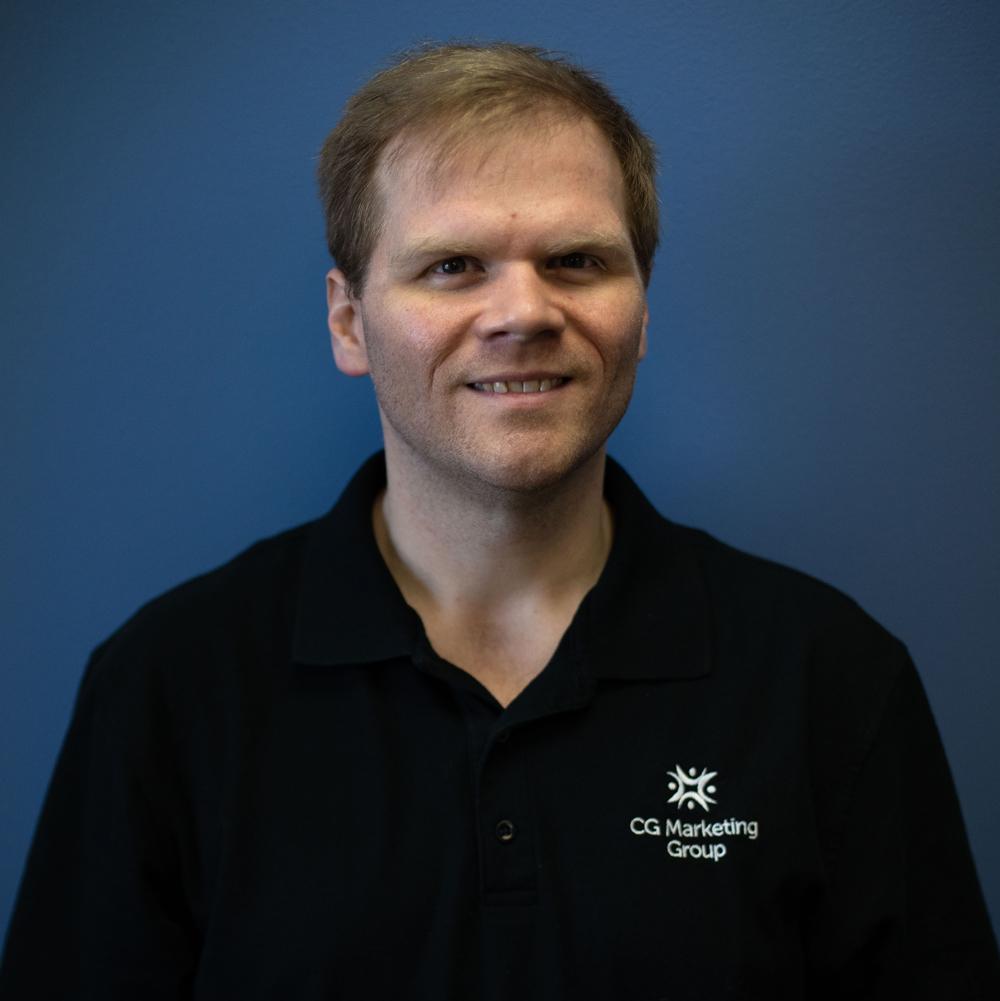 Headshot of Employee - Zach